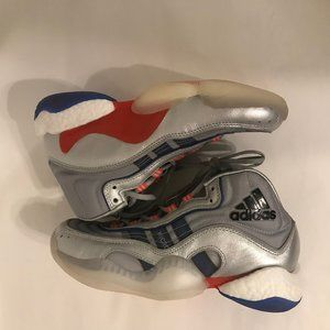 Adidas Kobe 98X  Crazy BYW Silver EE5537 SZ 7 New